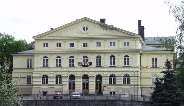 Dům kultury Slavie v Českých Budějovicích se uchází o Cenu Petra Parléře