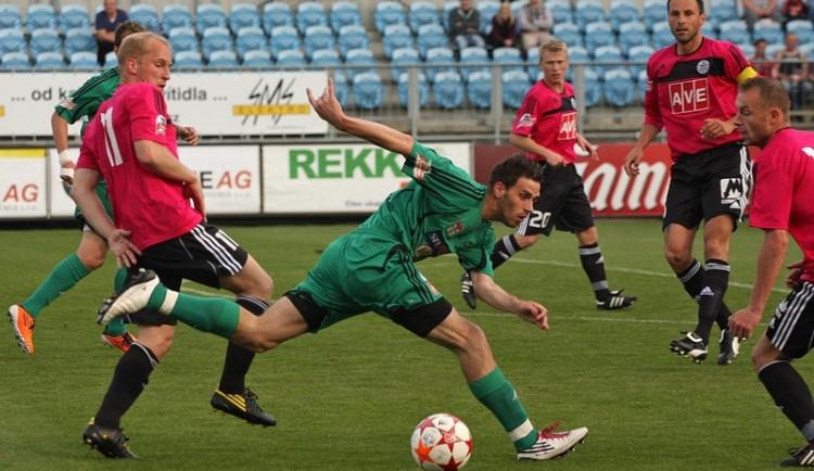 Dynamo vyhrálo duel o šest bodů s Příbramí