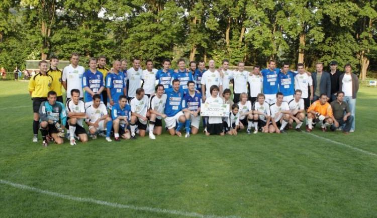 5. ročník akce Pomáháme fotbalem opět na Hluboké
