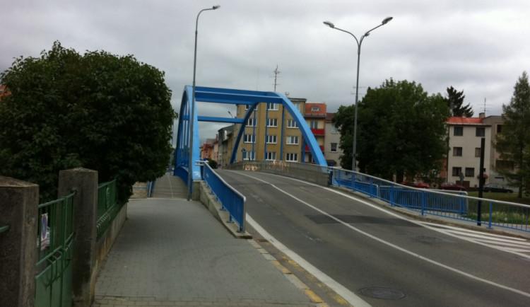 Opět ten Modrý most