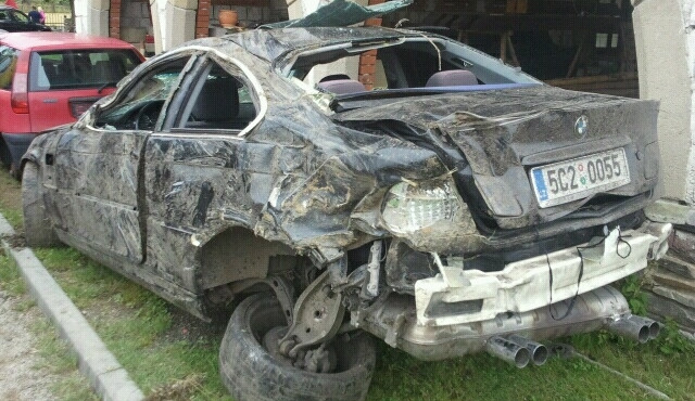 Kosov, místo dopravních nehod