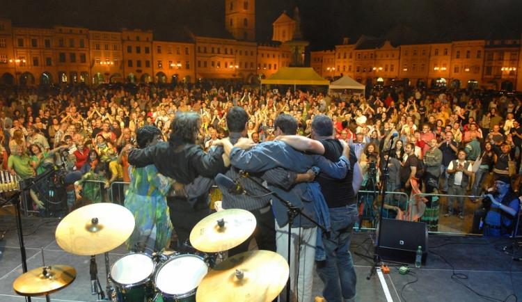 Bohemia Jazz Fest v Budějcích