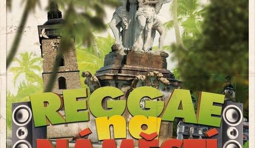Budějcké náměstí se bude hýbat ve stylu reggae