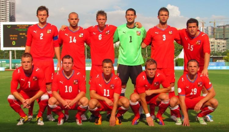 Česká reprezentace si na univerziádě čtvrtfinále nezahraje