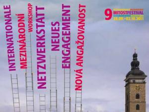 Sdružení MitOst si vybralo Budějce pro mezinárodní festival