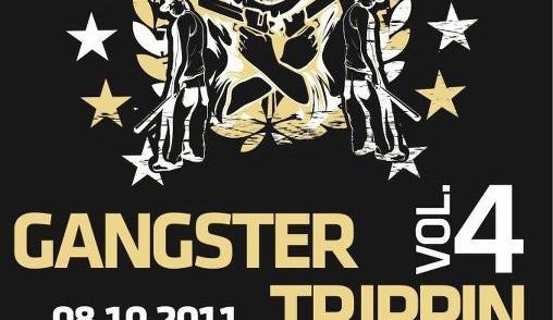 Budějce třeste se! Drum & Bass smršť Gangster Trippin je tu zas!