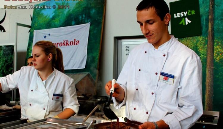 Mezinárodní gastronomický festival v Budějcích