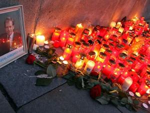 Budějčáci vzpomínají na zesnulého Václava Havla