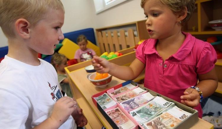 Budějovice chtějí letos navýšit kapacitu školek na 3000 dětí