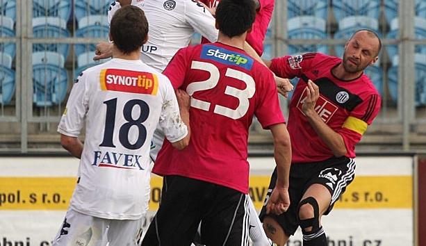 Výhru nad Slováckem zahodilo Dynamo v úplném závěru