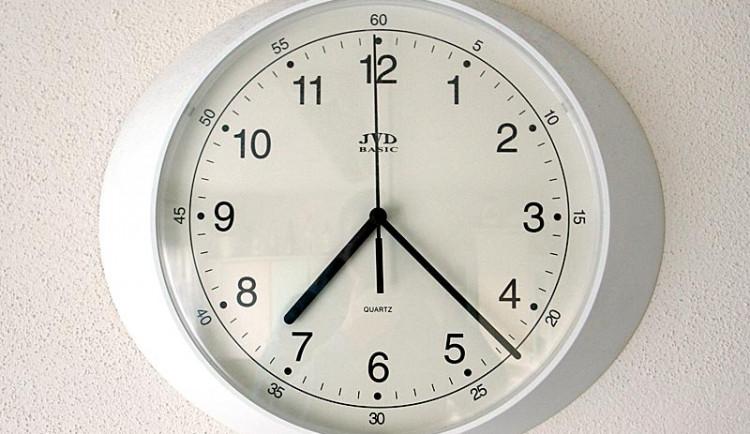 Změna času lidskou psychiku neovlivňuje