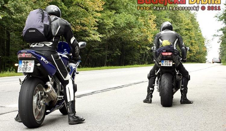 Vloni na jihočeských silnicích zahynuli dva motorkáři