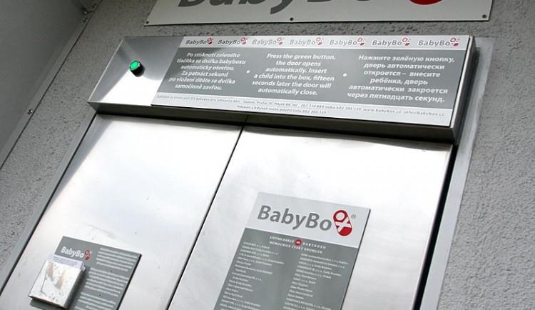 Padesátý babybox bude už v dubnu v Budějcích
