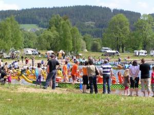 Zahájení letní turistické sezóny na Lipně za týden