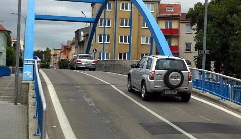 Po Modrém mostě budou od června zase jezdit auta