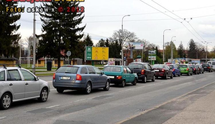 Sobotní půlmaraton přinese řadu dopravních uzavírek