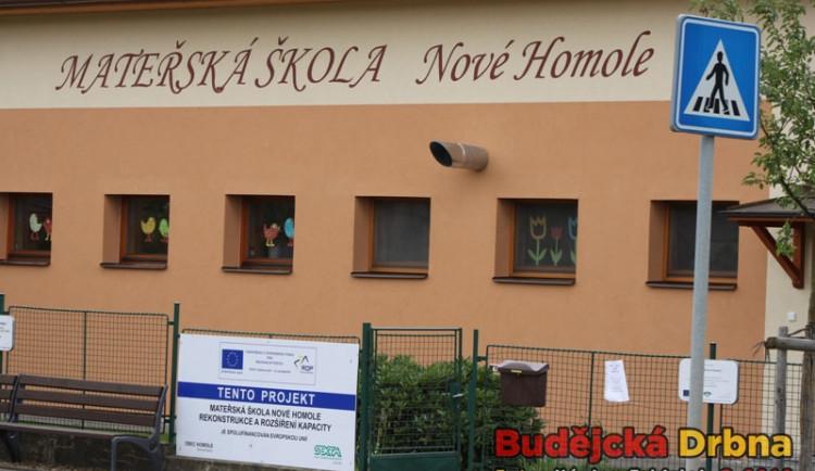 Nová školka v Homolích nabídne dětem padesát míst