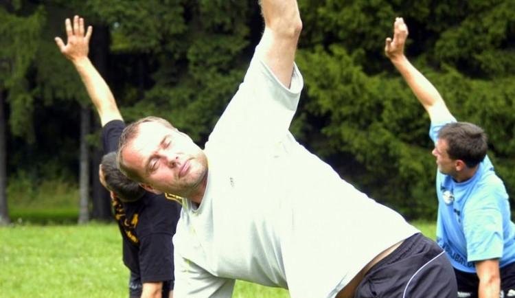Volejbaloví mistři z Jihostroje zahájili přípravu