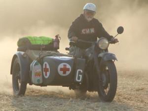 Dva Budějčáci dobyli Stalingrad na německých motorkách