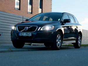 Čtyřkolka Volvo XC60: Neskutečně živé SUV
