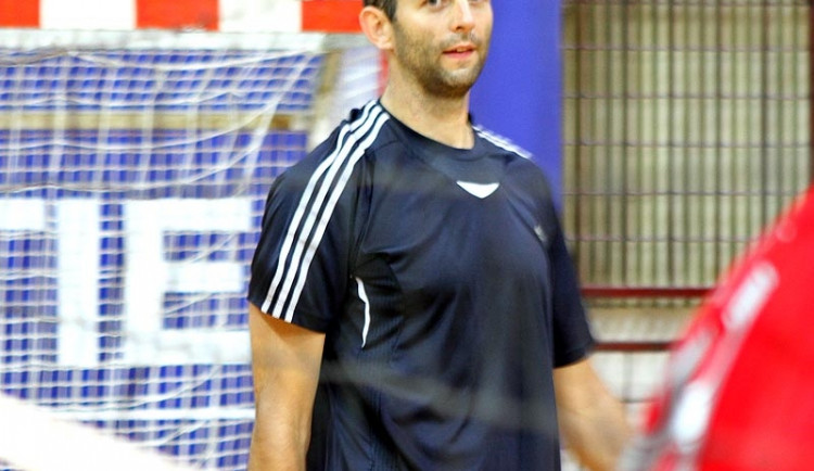 Volejbalista Popelka bude letos hrát v Argentině