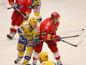 Jihočeši prohráli ve Zlíně už bez hvězdných posil z NHL