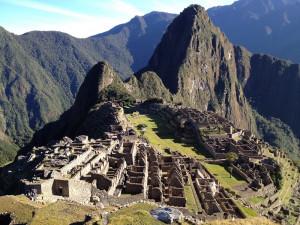 Z cest Boba Stupky: Perla Jižní Ameriky Machu Picchu