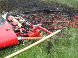 Loňský tragický pád vrtulníku zavinila ztráta závaží