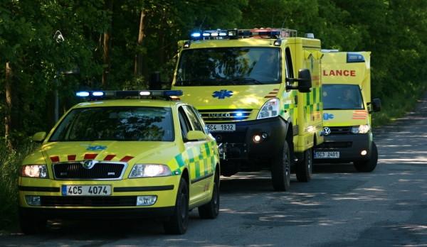 Záchranáři přecházejí na systém rendez-vous