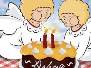 Budějcká Drbna právě dnes slaví 2. narozeniny!