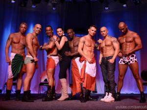 Nejlepší striptéři světa se představí v Metropolu