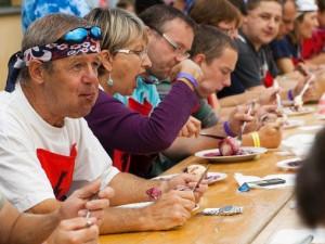 Ústa budou o víkendu modrat borůvkami