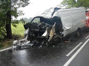 Smutná statistika: Nehody na jihu Čech si vyžádaly 22 obětí