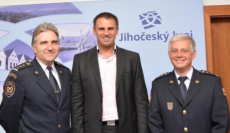 Na jihu Čech aktuálně schází 40 hasičů
