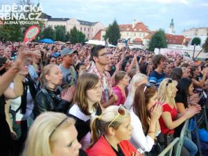 Rádiový festival přilákal na Sokolák tisíce lidí