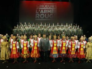 SOUTĚŽ: Ruský sbor Rudoarmějci zavítá i do Budějc