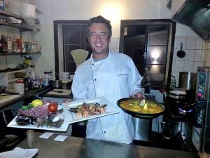 Mistr španělské kuchyně jedl knedlík rukama
