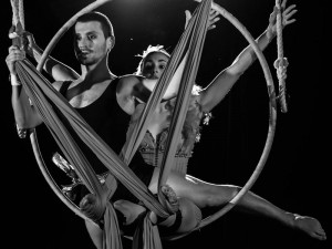 Akrobati z Francie předvedou divadelní show