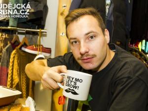 Na konto Movember vybrali přes 14 tisíc korun