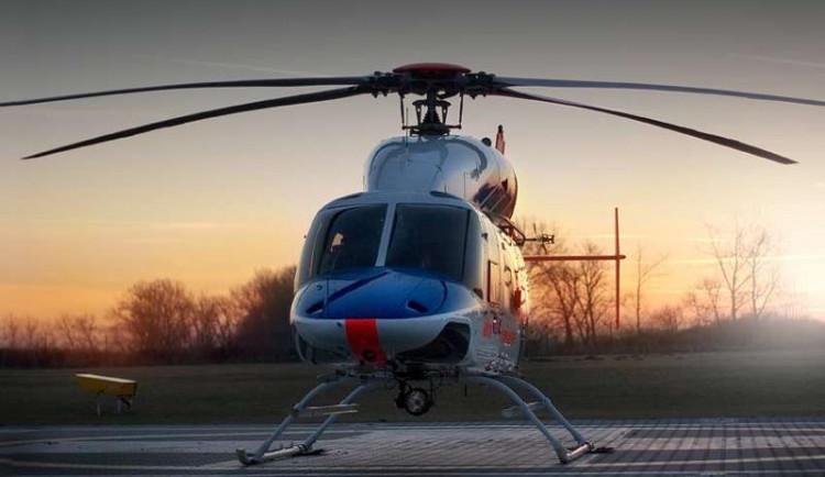 Kraj získal pozemek, heliport vyroste příští rok