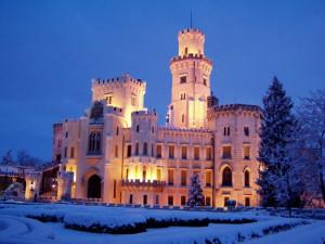 Zámek Hluboká se pro veřejnost otevře i 25. a 26. prosince