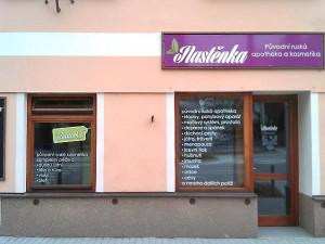 Nastěnka: Původní ruská apotheka a kosmetika