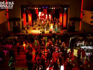 FOTOREPORT: Velký mediální ples zahájil sezonu