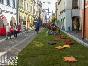 Město nejvíce podpořilo projekt Krajinské korzo