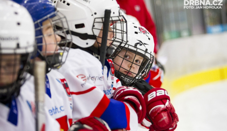 Turnaje malých hokejistů se zúčastnilo přes 200 dětí