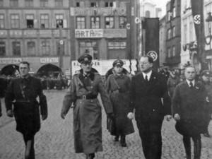 Drbna historička: Před 75 lety obsadili Budějce nacisté