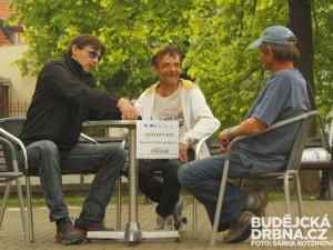 Budějčtí bezdomovci se převlékali za bezdomovce