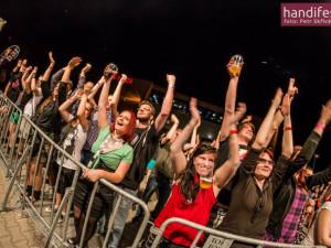 Handifest: Placený festival za dvě stovky lidi nezajímá