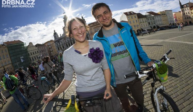 Cyklisté, kteří jezdili do práce na kole, budou řádit ve Slavii