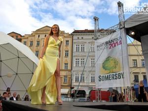 Jana Šišková je nejkrásnější Maturantkou Roku 2014!